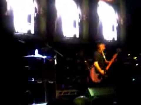 The Stranglers Threatened live Glasgow 2014 - 40th Ruby Anniversary Tour