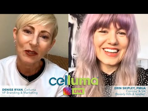 celluma-led-light-therapy:-natural-glamour-and-red-light-therapy-for-skin-health-(pmua-erin-skipley)