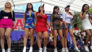Rita Ratu Tawon,Maya Endarista,Nia Amora,Novi Ananda, Titis Yolanda (all artist AUDREY)