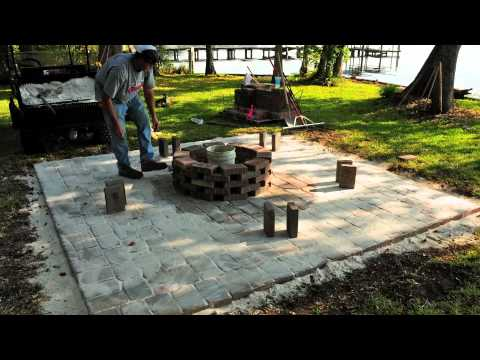 how to make a fire pit in wilderness without stones