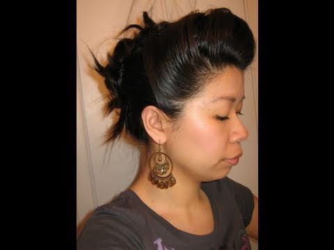 celebrity hair tutorial tina fey's