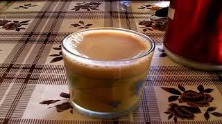 【異国グルメ】チベット人の国民食「バター茶とツァンパ」を飲んでみよう / 富士山より高い場所で飲むお茶