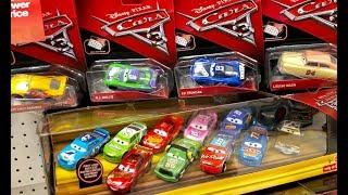 Disney Cars 3 Toys Hunt - New Lego Harry Potter Sets - Jurassic World Toys Hunt - Ready 2 Robot Toys
