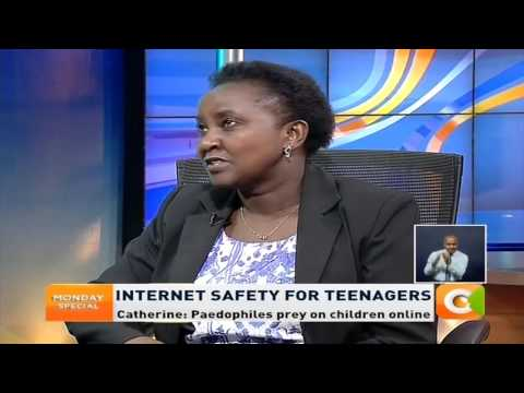 Monday Special: Internet safety for teenagers