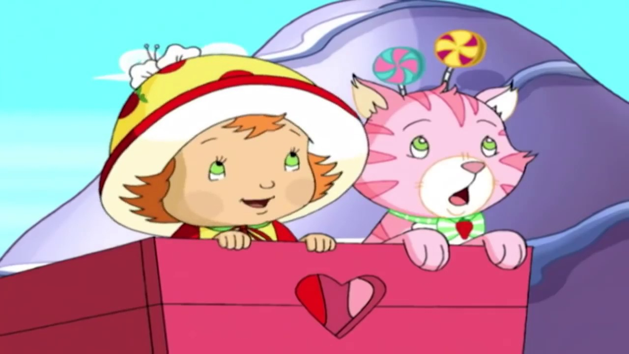 Strawberry Shortcake Old Series Compilation Youtube