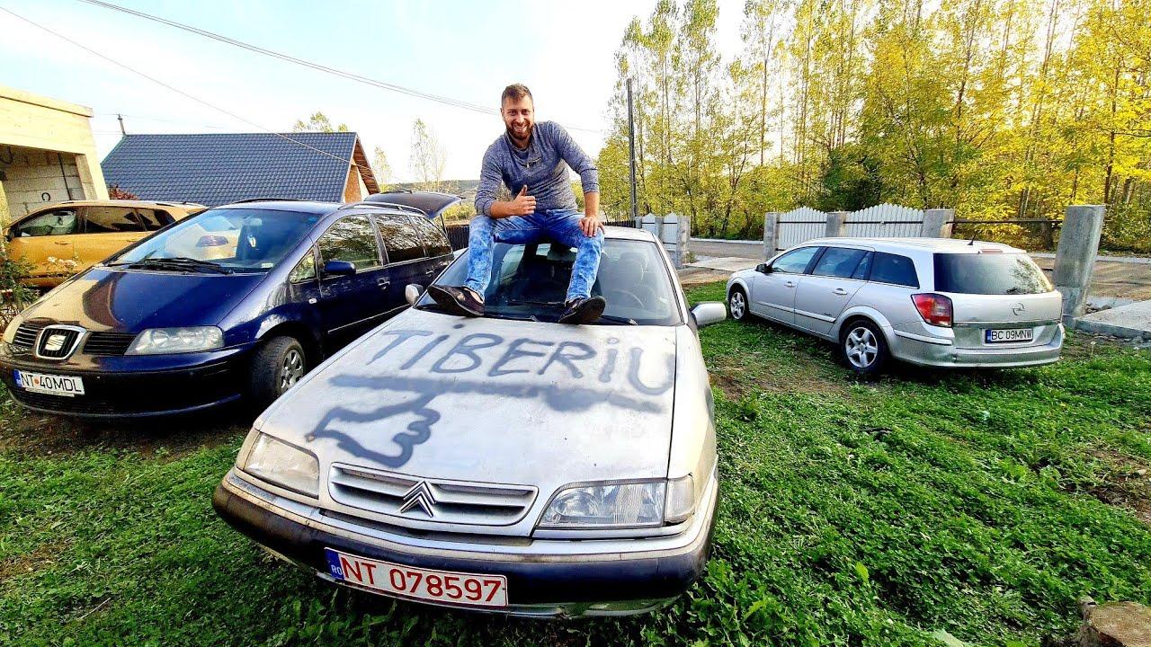 Download Facem drifturi pe camp cu Citroënul