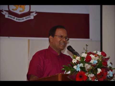 Mr. Dampiya Wanasinghe - Principal Dharmaraja College