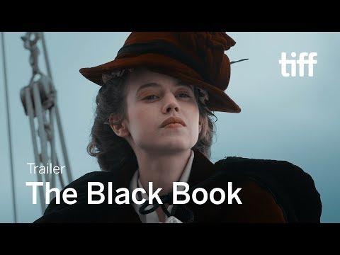 THE BLACK BOOK Trailer   TIFF 2018