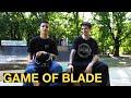 Game of BLADE: Mihai Ion vs. Mihai Bivol