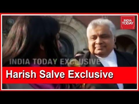 Exclusive: Harish Salve Speaks To India Today After ICJ Hearing On Kulbhushan Jadhav