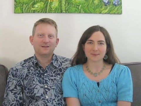 NALT Christians: Carrie & Elliott in Orange County