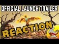 ARK SURVIVAL EVOLVED LAUNCH TRAILER REACTION - SECRETS QUESTIONS DISAPPOINTMENT