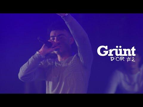 Youtube: Grünt d'Or #2 Feat. Beeby, Moka Boka, Lasco & Zamdane