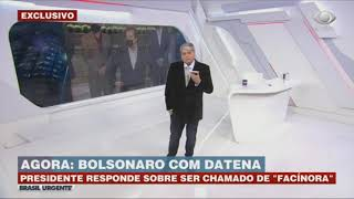 A VERDADE: Programa do Datena (15/01/2021)