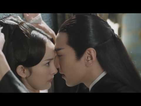 Eternal Love (Ten Miles of Peach Blossoms) - Hot Kiss (Mark Chao and Yang Mi ) thumbnail