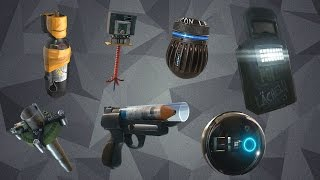 TC's Rainbow 6 Siege - All Gadgets