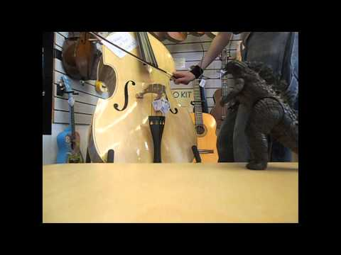 Recreating Godzilla's Roar