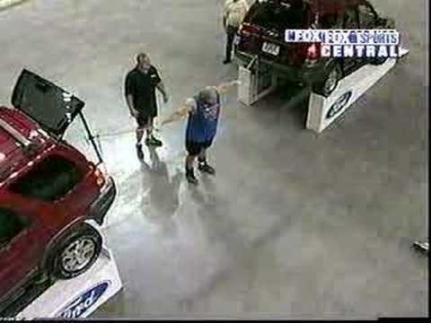 2003 Pro Strongman Nationals (Hercules Hold)
