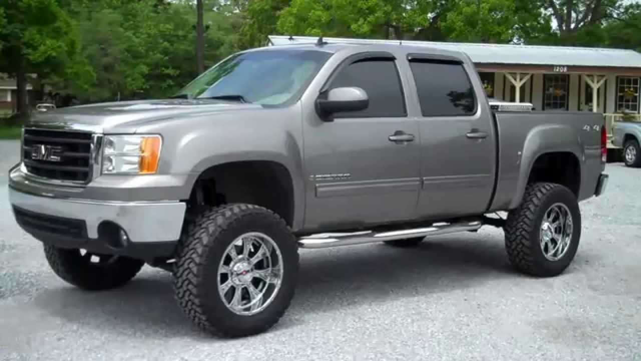 2007 Gmc Sierra For Sale >> Badass 2007 Gmc Sierra 4x4 For Sale Leisure Used Cars 850 265 9178