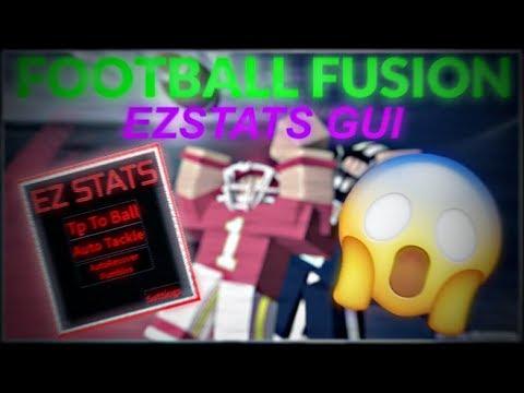 Old Video Op Football Fusion Gui Ez Stats Hack Script