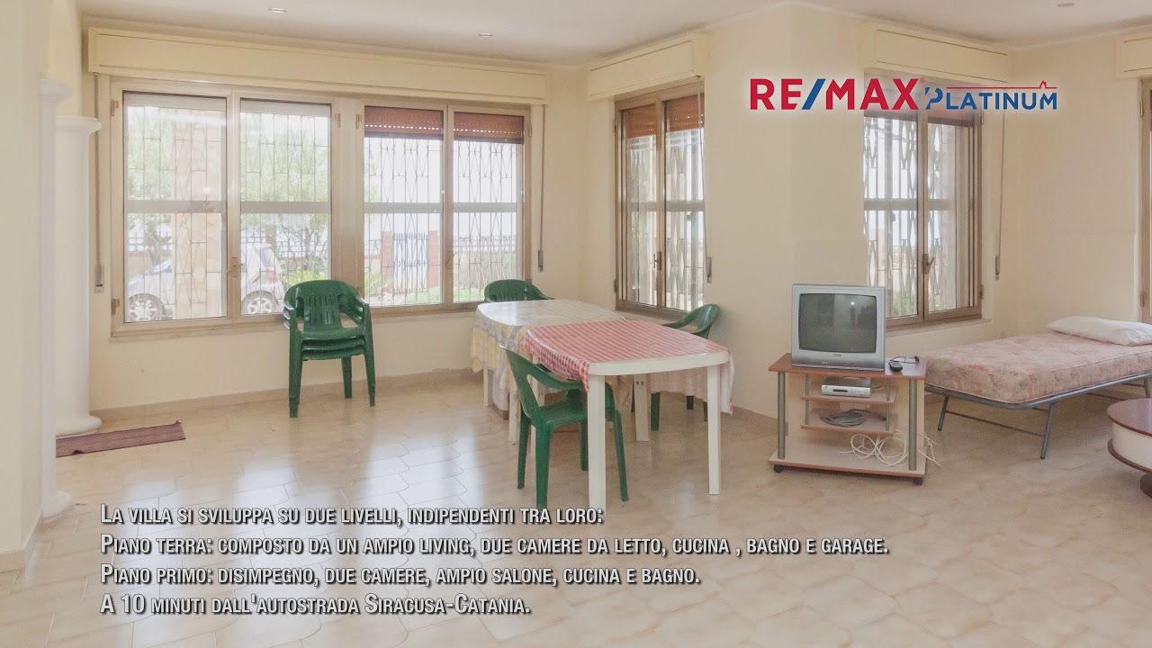 Camere Da Letto Trailer.Re Max Platinum Villa Singola Avola