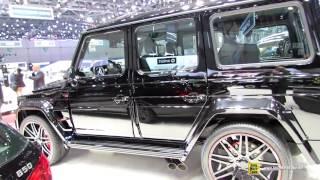 гелик  66 000 000 рублей Mercedes Benz G Class G63 AMG Brabus 800 iBusiness W463