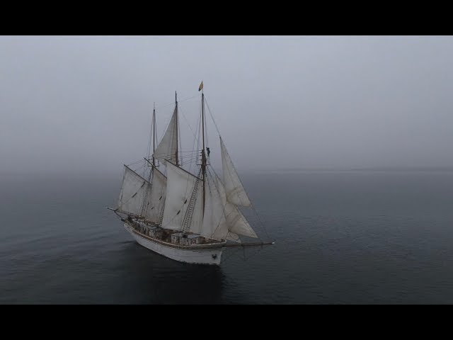 The three-masted schooner Linden for sale at OSO-Maritim AS.