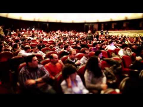 Grabación & streaming de congresos y eventos.