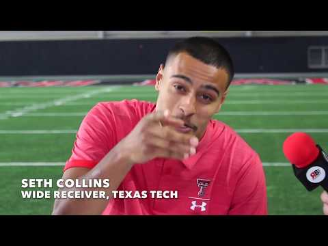 Oregon State Transfer Seth Collins LOVES Texas Tech