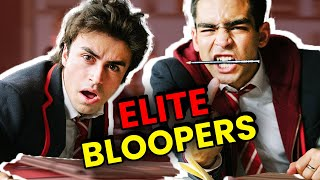 Elite: Hilarious Bloopers and Funny Moments Revealed! |🍿 OSSA Movies