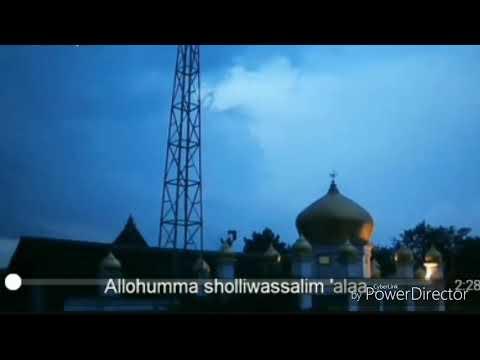 Puji Pujihan Jawa Allahumma Sholliwassalim Alaa Sholawat Nabi