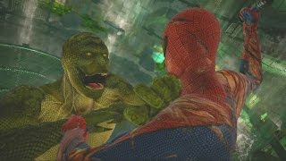 The Amazing Spider-Man (Video Game) Walkthrough - Chapter 12: Where Crawls the Lizard