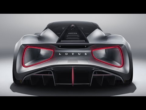 Meet Lotus Evija, the world's lightest, most powerful electric hypercar ever made