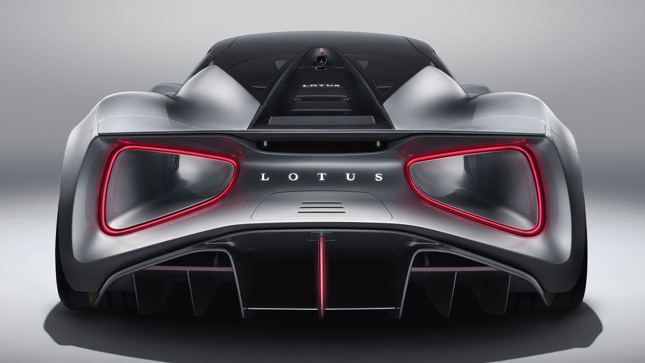 2 000 Horsepower Lotus Evija Becomes The World S Most