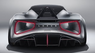 Meet the Lotus Evija
