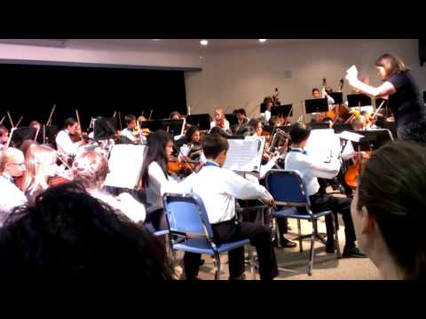 Spring Concert, Newhart Middle School 8