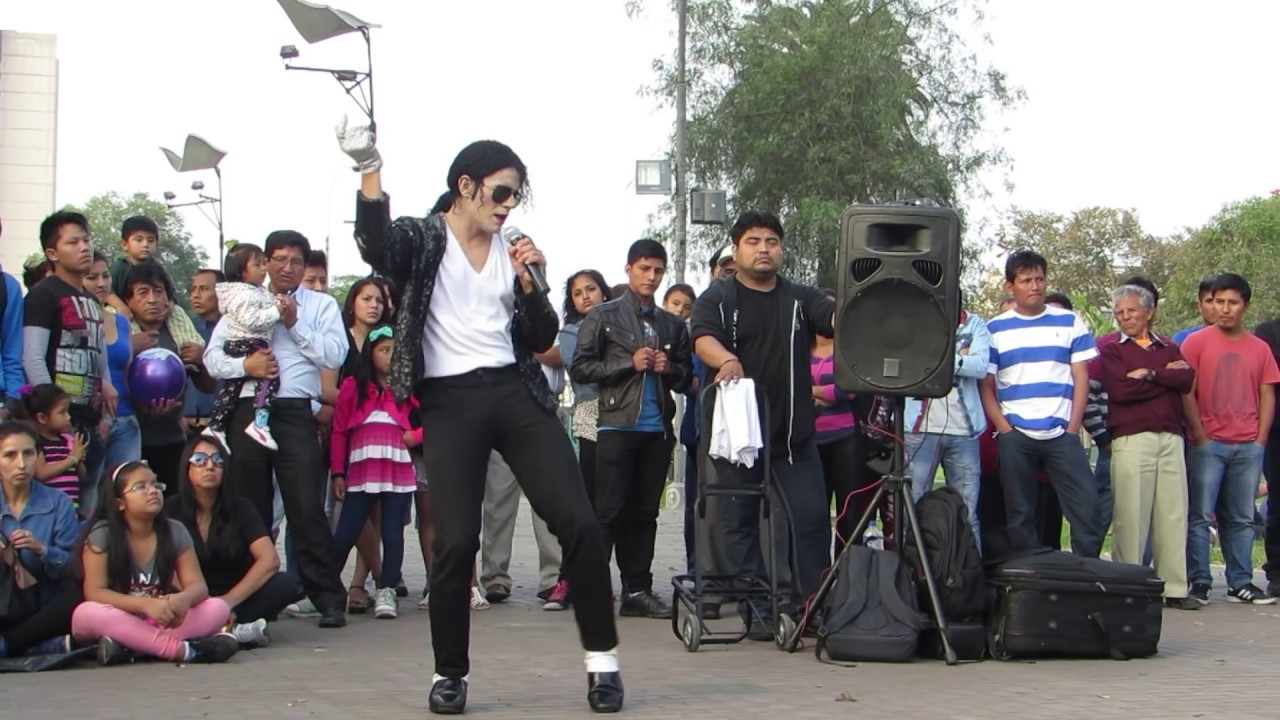 Michael Jackson Peruano Jhon Palacios: Billie Jean #1