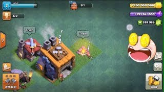 CLASH OF CLANS mod!!!2017 APK HACK [NO ROOT] IN 2 MINUTES latest version Nigth mode