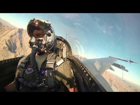 13-EBG F-16 B Course Graduation Video