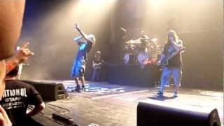 Download Video Lamb of God - Black Label HD (Wall of Death) live at The National in Richmond, VA 1/22/2012 MP3 3GP MP4