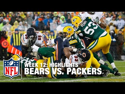 Bears vs. Packers | Week 12 Highlights | NFL