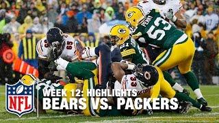 Bears vs. Packers | Week 12 Highlights | NFL