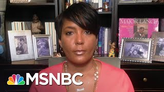 Atlanta And Georgia 'Are Headed In The Wrong Direction' With The Virus | Andrea Mitchell | MSNBC