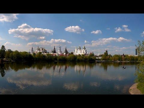 [Rover Cycling] Moscow - через Измайлово в Серебряный Бор