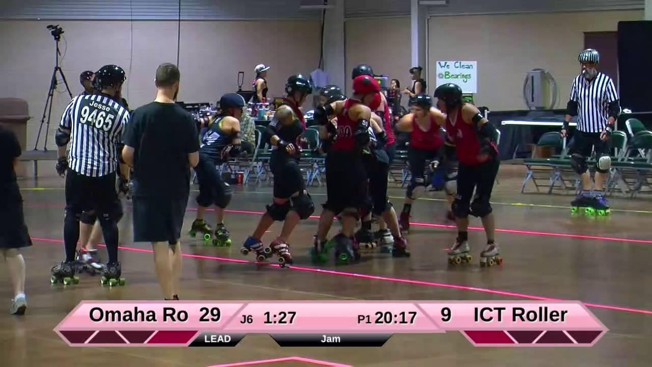 Roller skating omaha - Track 1 Omaha Vs Ict