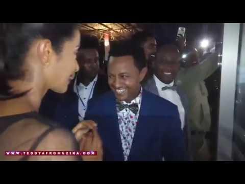 Millennium Hall crowd meets Teddy Afro