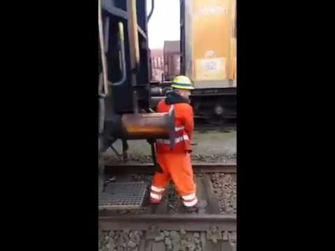 Train Coupling Funny
