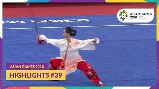 Asian Games 2018 Highlights #39