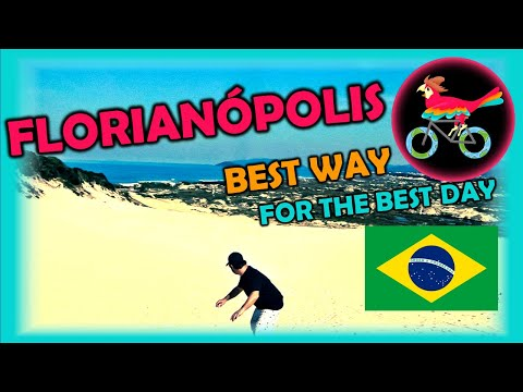 FLORIANÓPOLIS Brazil, Travel Guide. Free Self-Guided Tours (Highlights, Attractions, Events)