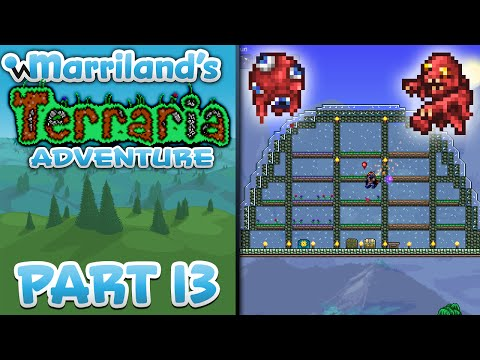 Terraria 1.3.2 (PC), Part 13: The Greenhouse! [Build-centric] [60fps]